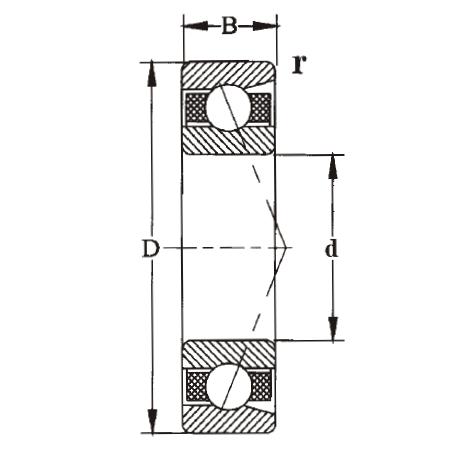 Angular Contact Ball Bearings(L)
