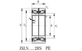 ZKLN...2RS PE Series